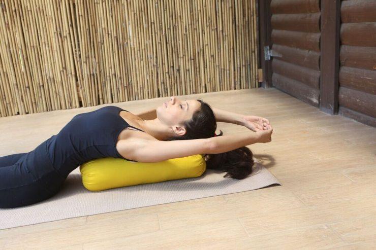 יוגה תרפיה ככלי טיפולי
